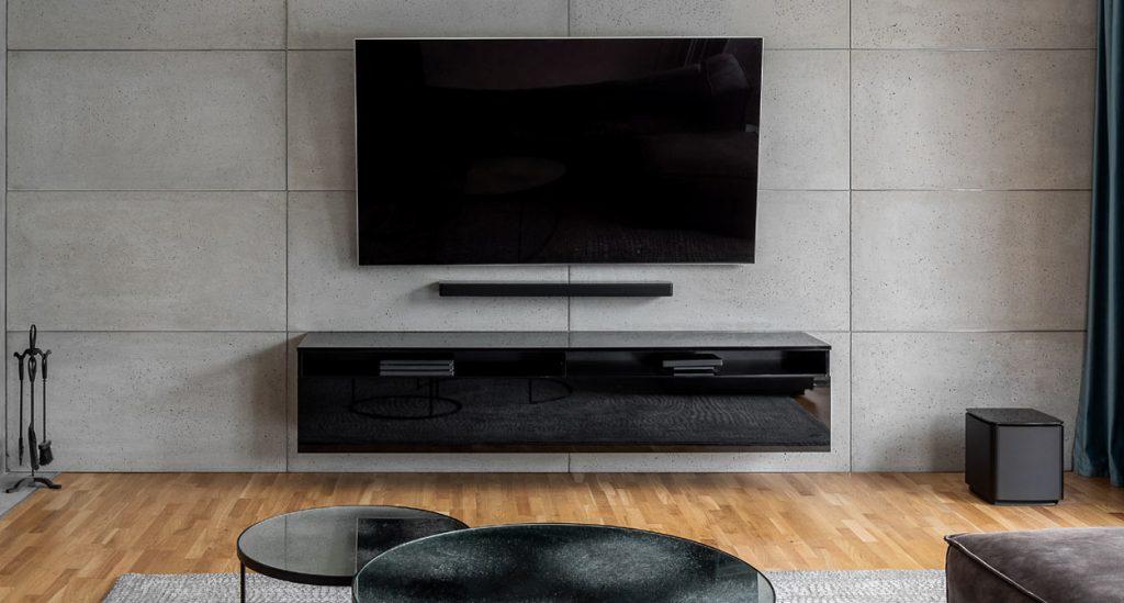 Slabb-Betonplatten